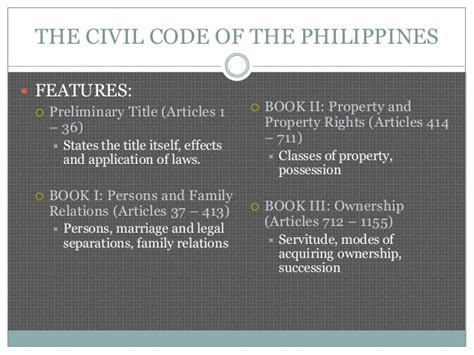 civil code section 1950 5 e r a 386 civil code of the philippines artcile 1723