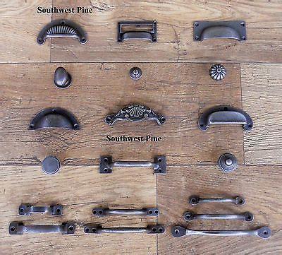 kitchen cabinet garage door hardware cast iron cup handle kitchen cupboard door handle knob