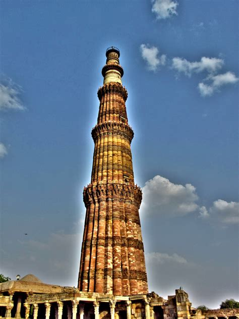 qutub minar biography in english qutub minar view large on black qutub minar english
