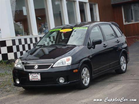 Suzuki Aerio Awd 2006 Suzuki Aerio Sx Awd Automatic Hatch For Sale In