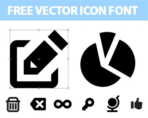 design icon font awesome 17 eps free fonts images free vector alphabet fonts