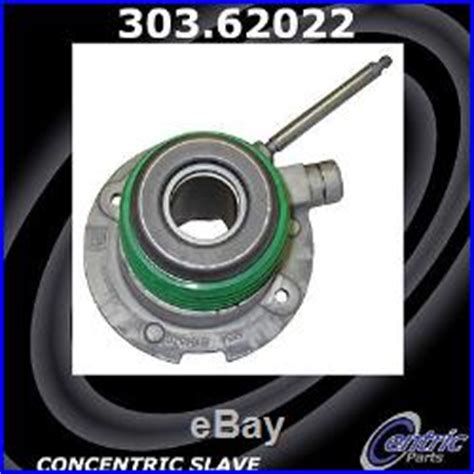 clutch release bearing and slave cylinder assembly fits 10