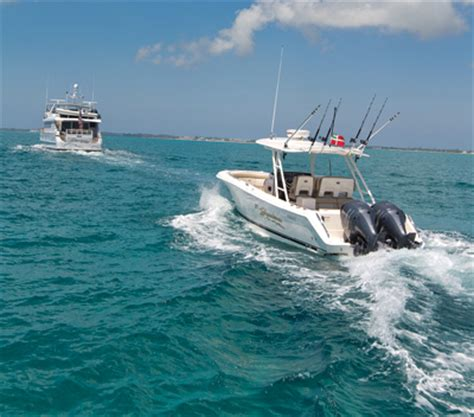 tow boat us bahamas towing a big tender trawler forum
