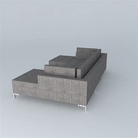 sofa israel israel sectional designed by percy ramos free 3d model