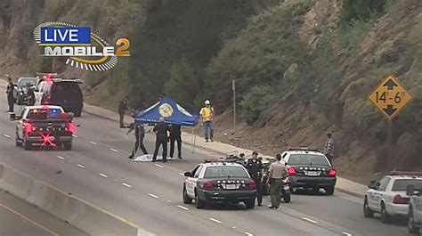 Pch Accident Today Santa Monica - pedestrian fatally struck on pacific coast highway in santa monica 171 cbs los angeles