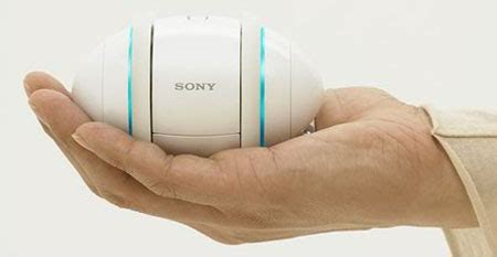 Sony Rolls Out Er Rolly by Sony Rolls Out Roll Along Player The Register