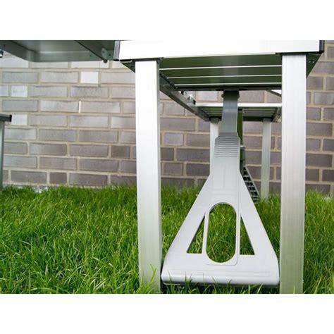 tavoli in alluminio pieghevoli tavolo e sedie in alluminio pieghevole per ceggio o pic nic