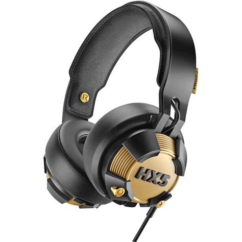 Headphone Philips Shl5605 Genuine philips shx50 headphones on ear with mic bright led best gift genuine new
