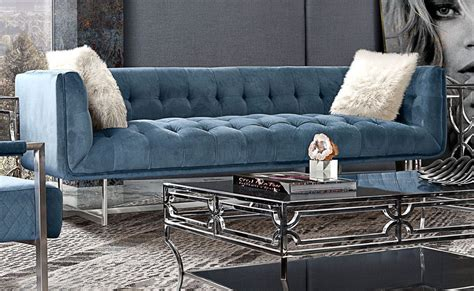 blue modern sectional sofa studio modern sofa royal blue velvet