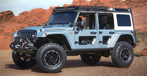 jeep safari 2017 2017 jeep easter safari concepts hiconsumption