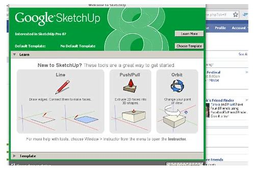 google sketchup pro 8 deutsch herunterladen full version