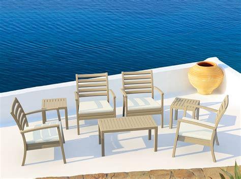 tavolini da terrazzo piper ts tavolini bassi bianchi da esterno tonon