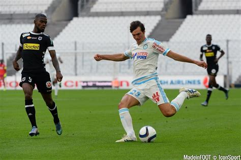 Calendrier Ligue 1 Angers Marseille Photos Om Paolo De Ceglie 27 09 2015 Marseille