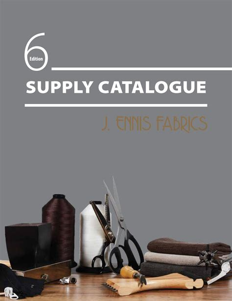 Upholstery Fabric Indianapolis by J Ennis Fabrics Supply Catalogue 6th Edition By J Ennis