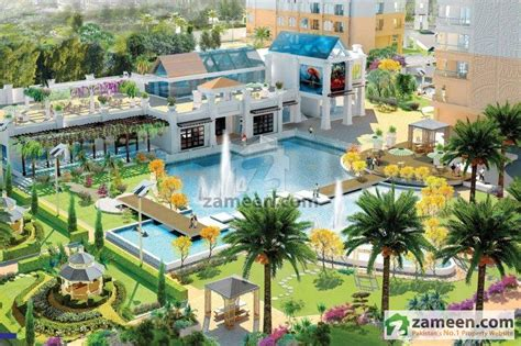 spring house apartments property real estate for sale in canal garden lahore