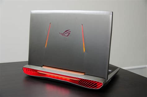 Laptop Asus Rog G752vs asus rog g752vs laptop review geforce gtx 1070 inside techspot
