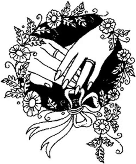 Eheringe Malen by Haende Mit Eheringe Ausmalbild Malvorlage Hochzeit
