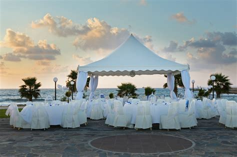 Wedding reception at Beach Marquee   Kefalos beach