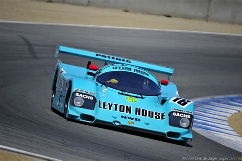 house porsche porsche 962 classic car race racing gt leyton house wallpaper 2667x1779 337486