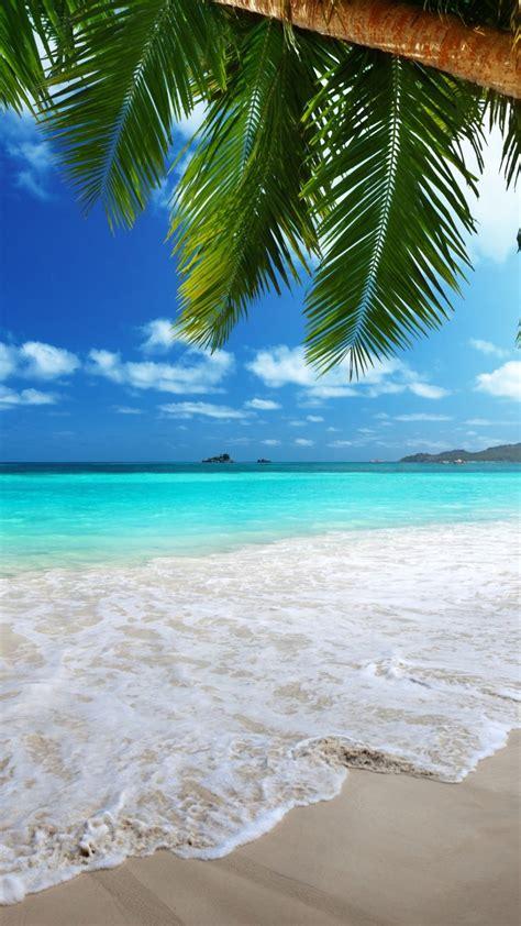 paradise wallpaper hd iphone tropical paradise on beach wallpaper iphone 6 plus