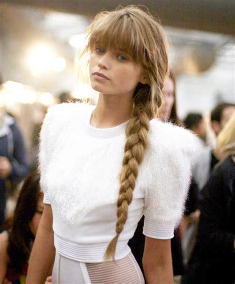 plaits braids paint it black