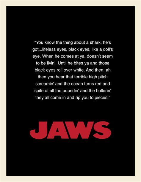 Film Quotes Jaws | jaws movie quotes quotesgram