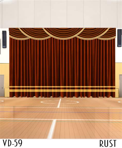 decorative curtains decorative curtain for stage decor