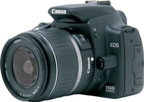 canon eos 350d digital digital slr canon eos 350d digital rebel with canon 18