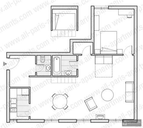 apartamentos vacacionales en paris apartamentos vacacionales par 237 s piso de 65 m2 para 6