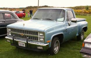 1981 chevrolet c10 custom deluxe stepside richard