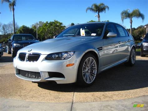 2011 M3 Sedan by 2011 Silverstone Metallic Bmw M3 Sedan 42378630