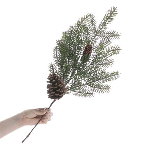 artificial stems and sprays large artificial pine spray picks and stems floral supplies craft supplies