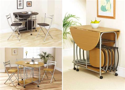 foldaway kitchen table folding kitchen table and 4 chairs kitchen ideas