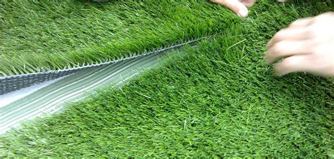 laying your own artificial grass