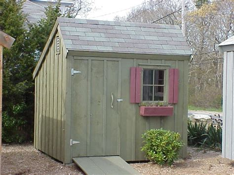 Saltbox Style Shed by Classic New Post And Beam Sheds Storage Shed
