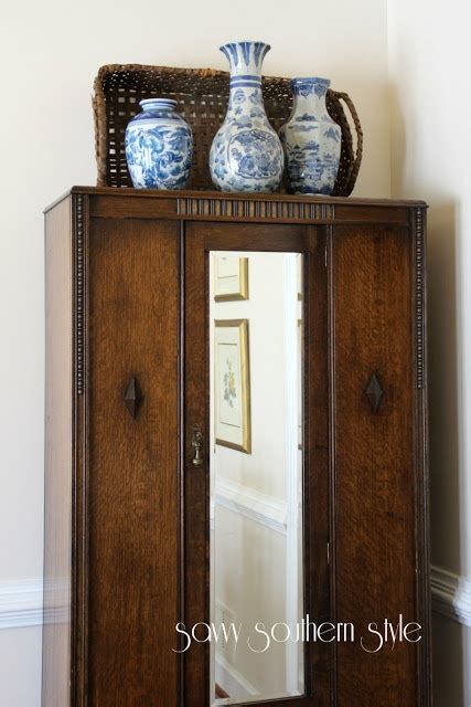 decorating armoire tops 1000 images about armoire on pinterest