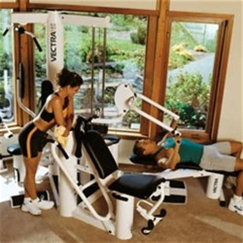 vectra 1850 home home used workout equipment