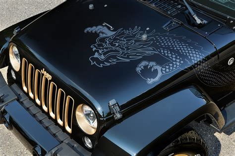 jeep dragon interior jeep wrangler dragon edition 2014 cartype