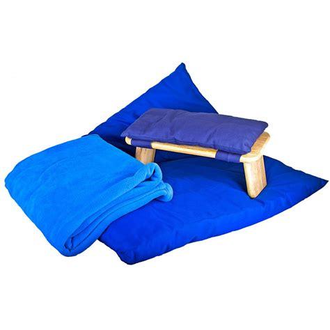 bodhi meditation zabuton meditation mat blue bodhi