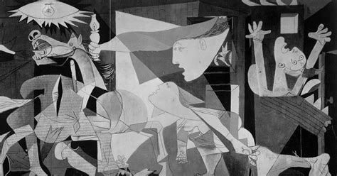 picasso paintings bombing of guernica free expression the civil war 70th anniversary
