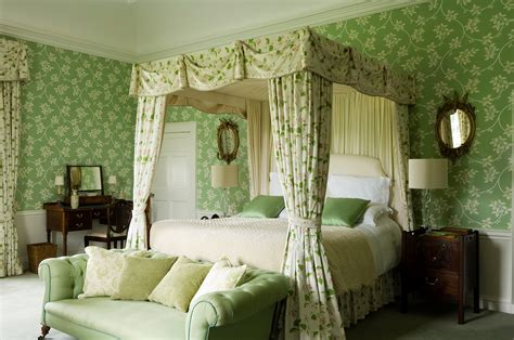 celtic bedroom ideas irish country green bedroom interiors by color idolza