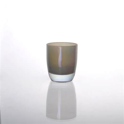 Bronze Glass Candle Holders Glass Candle Holder Bronze Glass Cnadle Holder