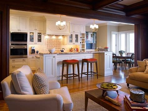 open plan kitchen family room ideas the pros and cons of open versus closed kitchens