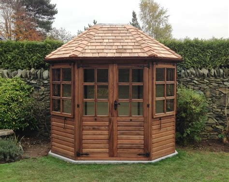 Small Cabin Plans With Porch timber garden summerhouse