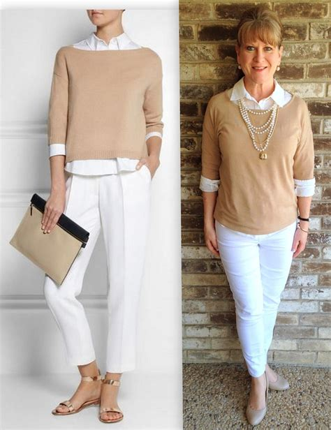 clothing styles for woman over 60 stylish outfits for women over 40 would you do a capsule