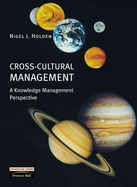 Cross Cultural Management Mba Notes by Pearson Education Cross Cultural Management