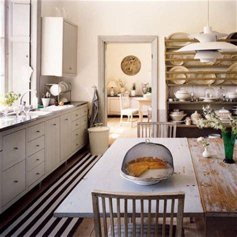 in cucina con ombretta decorazione della casa