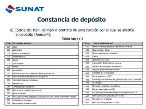 sistema de detraccion sunat 2016 sistema detracciones modificaciones 2015