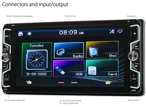 car dvd player for toyota land cruiser prado 120 series