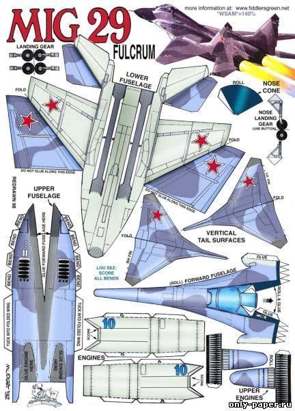Aircraft Papercraft - 262 best paper craft images on paper crafts